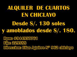 alquiler de cuartos en chiclayo chiclayo avisos y On anuncios de alquiler de cuartos