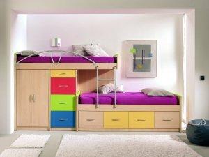 Muebles de melamina en madera y melamina carpinteria for Muebles de oficina ibarra